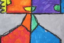 Art Classroom Projects:Lower Grades / by Melisa Thornton