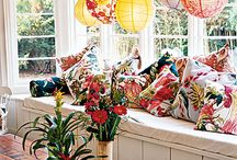 Totally Tropical / by Darren Mercer Interiors