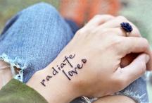 tattoos / by Maíra Borges