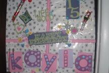 Birthday Ideas / by Debbie Gibson