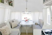 Airstream living / by Melissa Graham