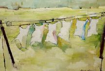 Homekeeping: Laundry Love / I love laundry, always have.  / by Relyn Lawson