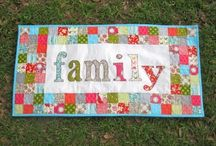 Things To Make - Table Runners / by The Littlest Thistle