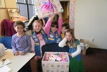 Girl Scouts / by Julie Gordon