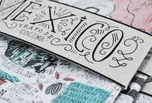 Lettering & Typography / by Aaron Warner