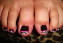 Toes!!! / by April Miller