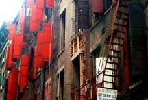 NYC Architecture / by 'Phoenix Thomas.