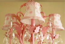 girls bedroom makeover / by Jodi Hershey