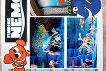Disney scrapbook / by Carrie Murphy