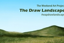 Weekend Art Project Landscape / by PicsArt Photo Studio