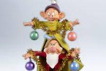 Hallmark ornaments / by Gemma Palfrey