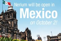 Viva la Optimera! / Nerium's product Optimera launches in Mexico on October 2nd, 2014.  / by Nerium International