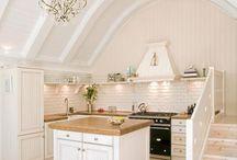 kitchen / by Lindsey Bellamy