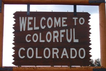 Lived In Colorado / by Virginia Payne