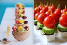 mini party food! / by Squared Party Printables