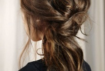 hair style / by Monica Gonzalez Alvarez
