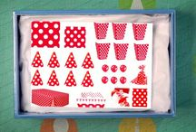 OMG! Polka Dots Party Ideas, Decorations, and Supplies / Polka Dots Party Supplies from www.HardToFindPartySupplies.com, where we specialize in rare, discontinued, and hard to find party supplies. We also carry several of the more recent party lines / by Hard To Find Party Supplies
