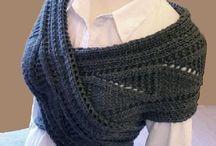 crocheting / by Carol Langley