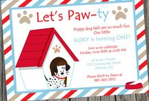Zoey's puppy dog party / by Becca Farmer