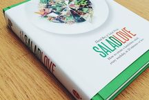 """SaladLove"" The Cookbook / by SaladPride by David Bez"