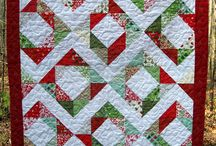 Christmas quilts / by Emily Robbins