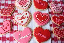 Cookies: Valentines Day / by Alicia Snow