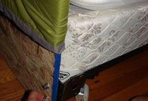 bedroom ideas / by Erin Wood