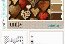 2014 - {be inspired} SENTIMENT KITS at UNITY / NEW Kits release EACH MONTH - FULL of Sentiments for you! / by Unity Stamp Company, Angela Magnuson