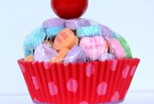 valentine cupcake treat / by Kristy Dorn
