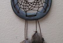 Dream Catchers / Dream catchers for me to make for myself or to sell / by Kori Olehy