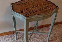 DIY Furniture / by Casey Rivas