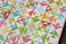 Quilting / by Sue Marshall