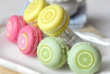 macarons / by Richelle Richard