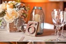 country weddings / by Saundra Hadley