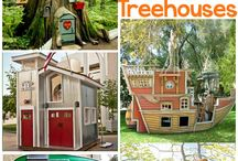 Playhouses for my granddaughters / by Robin L. Jack-Brown