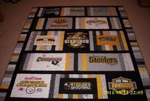 T-Shirt Quilts / by Allison Knight