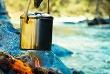 Camping / by Rebekah Gleeson