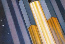 DISEÑO ART DECO / diseños &  estilo  art deco  / by ANTONIO TORRES R