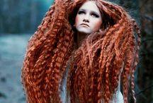 HaiR gONe WiLd / Wild Hair  / by Marlene Matika