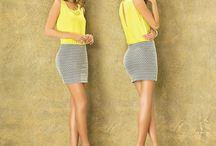 VESTIDOS FIT CONCEPT / Linea de vestidos para mujeres que les gusta sentirse libres pero sin perder la elegancia que las caracteriza. / by FC FIT CONCEPT