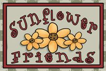 Sunflower Friends / by Paper Craft Kits