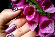 Nail art by Agusia's / by Mystic Nails