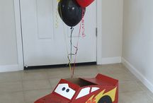 Cam's Cars Theme Party / by Reneasha Deloach-McElhaney