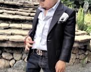 Boys Fashion / by Lateefah ...