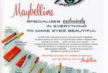Vintage Beauty Ads / by Helen Lloyd