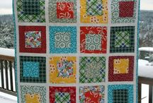 quilts & other sewing projects! / by Debbie Wyler