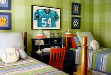 Aaron's Room Ideas / by Rachel Brewer