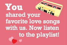 Favortie Love Songs / by Monogamy Wines