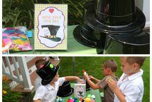 birthday party ideas / by Mark Quiroz