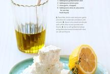 Recipes / by Monika Mrozkova